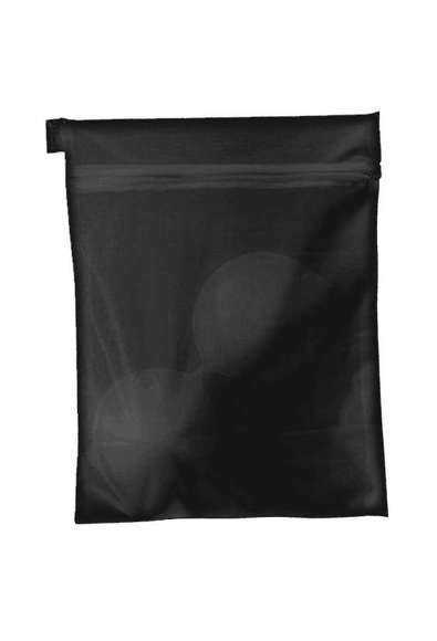 Laundry bag black BA-06